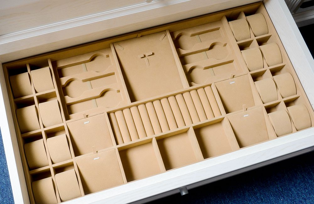 Belt Storage Drawer